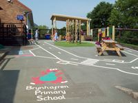 THE FOUNDATION PHASE PLAY AREA
