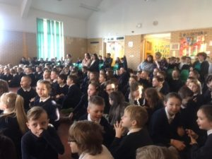 Safer Internet Day Assembly 1