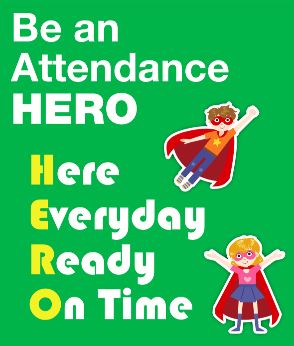 Image result for school attendance messages