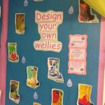 We designed our own Wellies.