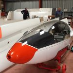 Our Trip to the Gliding Centre.