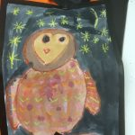 Our Owl paintings.
