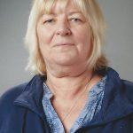 Mrs M Lewis Caretaker/Cleaner