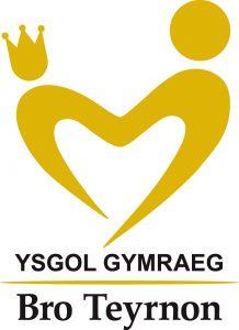 Ysgol Gymraeg Bro Teyrnon School Logo