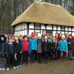 Pupils at St Fagans