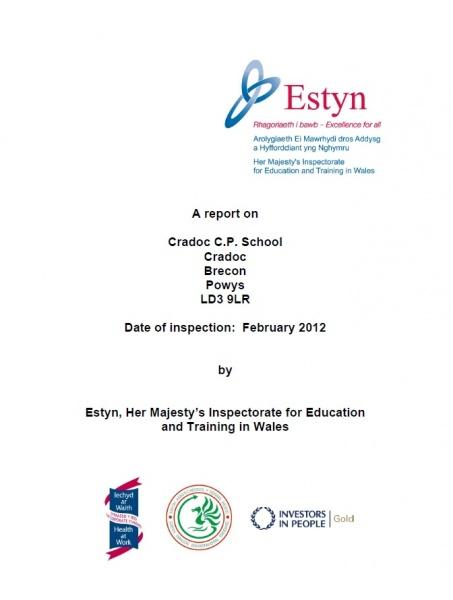 Cradoc_School_Estyn_Report_2012