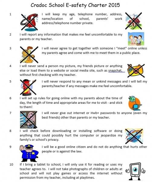 E-Safety Charter
