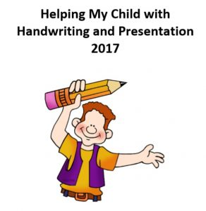 Helping my Child with Handwriting and Presentation