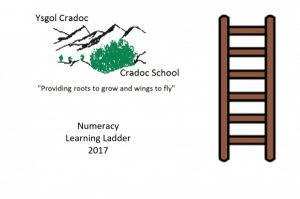 Numeracy Learning Ladder