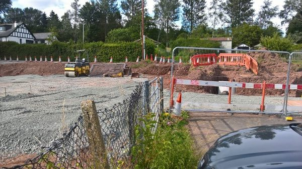 Car Park Works Week 2 (4)