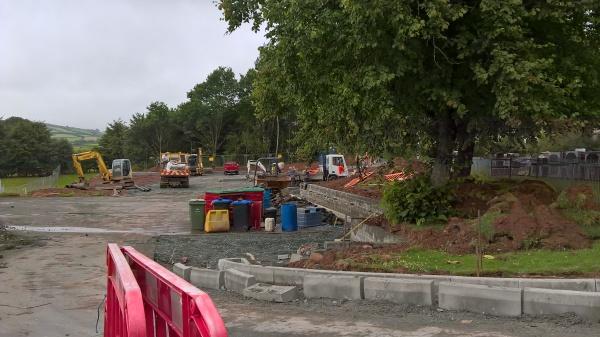 Car Park Works Week 3 (5)