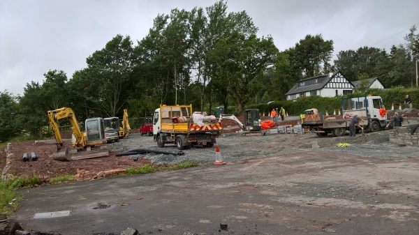 Car Park Works Week 3 (6)