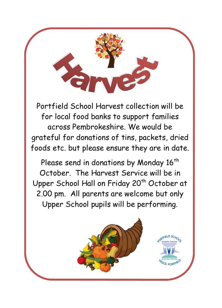 Harvest Invite
