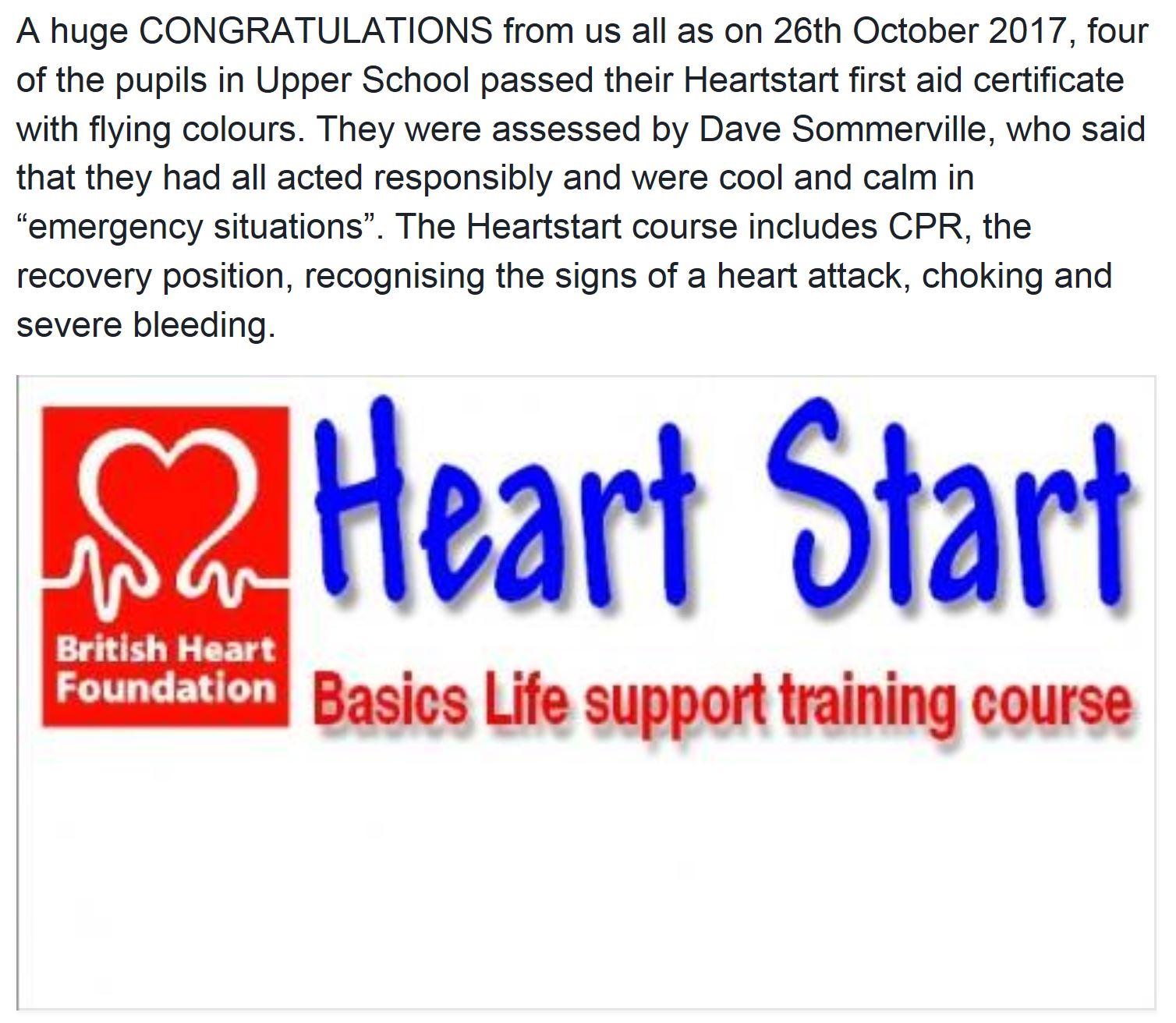 Heart Start