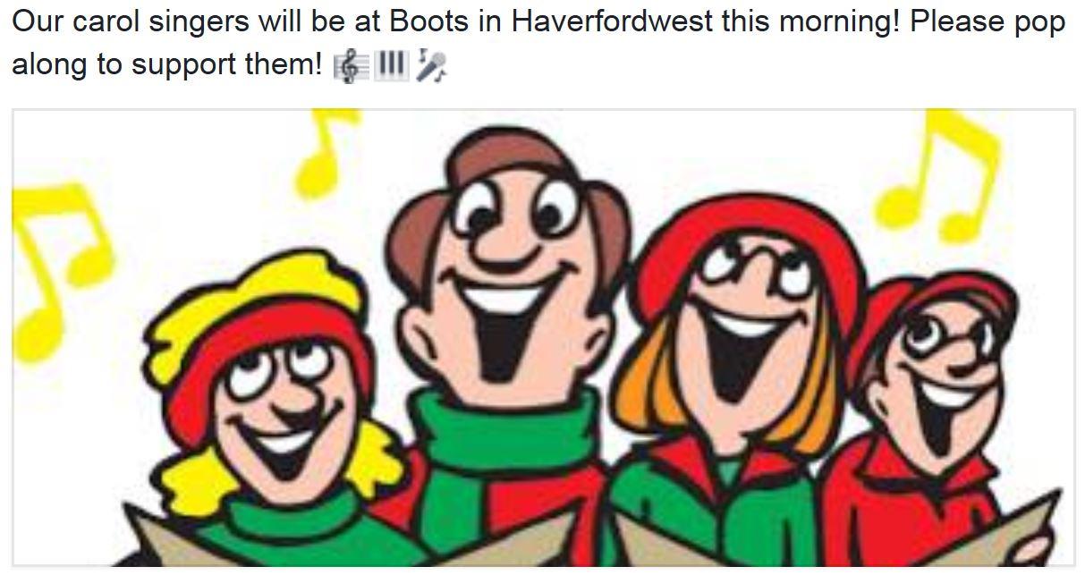 boots carol