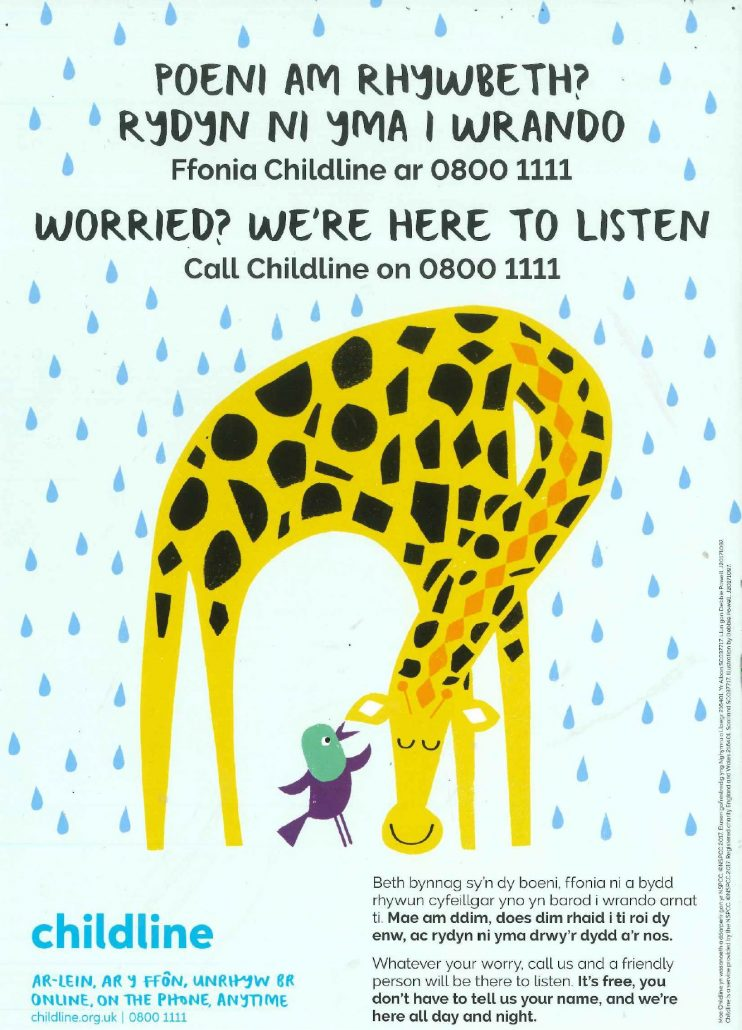 childline latest