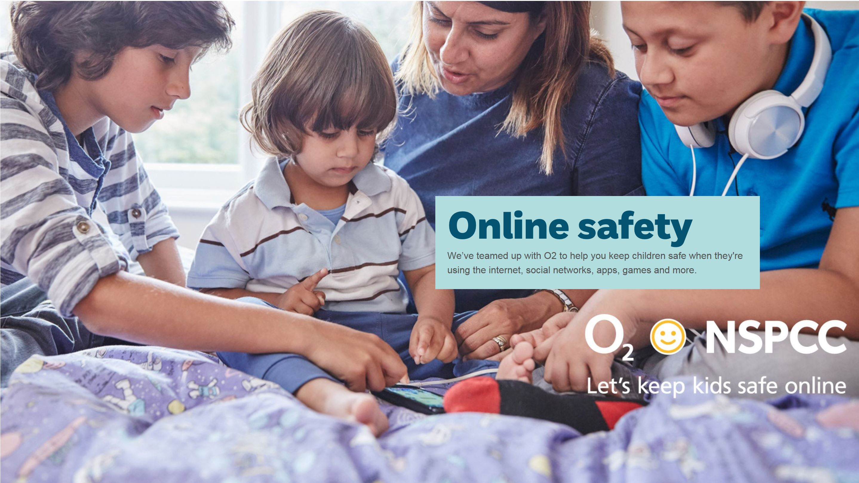 o2 online safety week