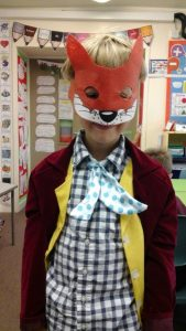 Fantastic Mr Fox!