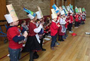 St David's Day Assembly 2017