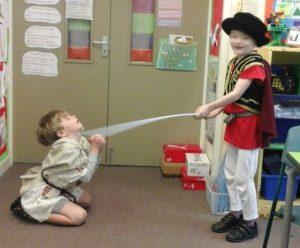 Noooo! King Henry, please NOOOOO!