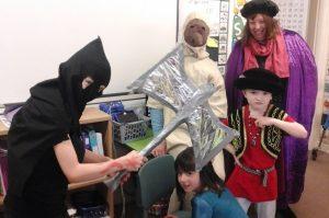 The end of Ann Boleyn - OFF WITH HER HEAD!!!