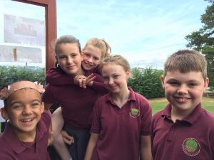 All the best to our great Year 6 gang; Ben, Jensen, Katie, Lyla and Sam!