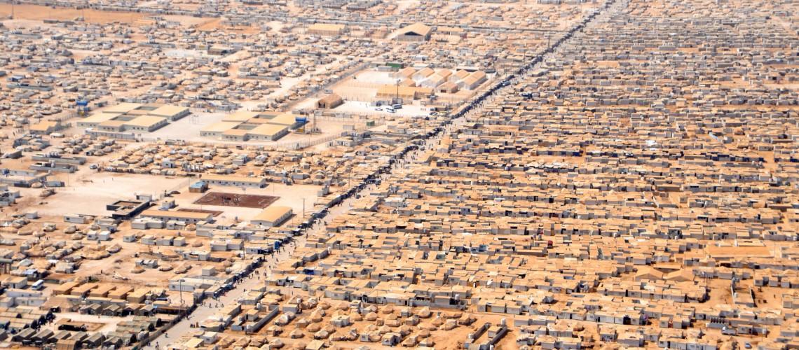 An_Aerial_View_of_the_Za'atri_Refugee_Camp