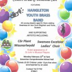hangleton youth brass band