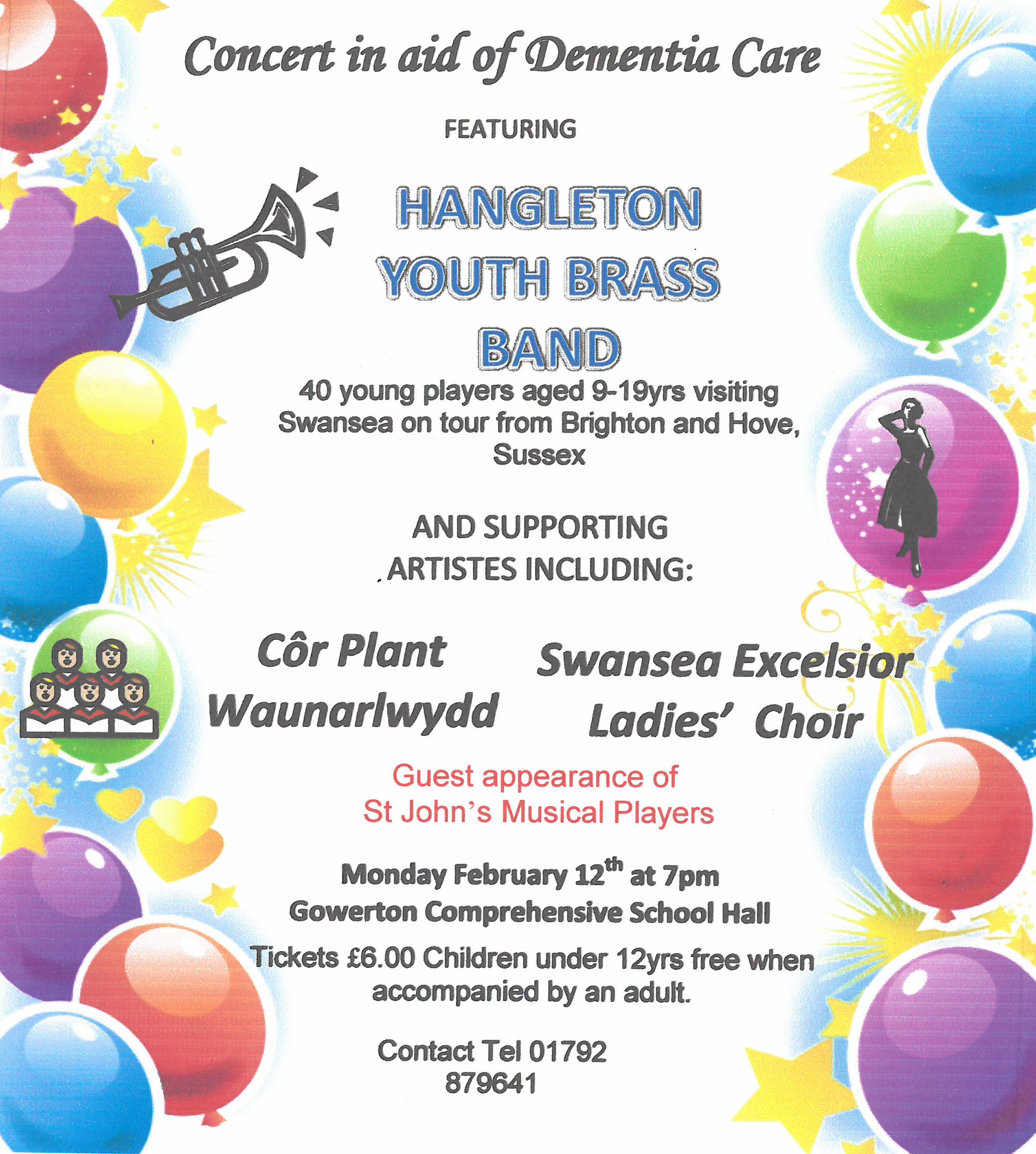 hangleton youth brass band