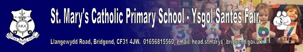 St Mary's Catholic Primary School Bridgend