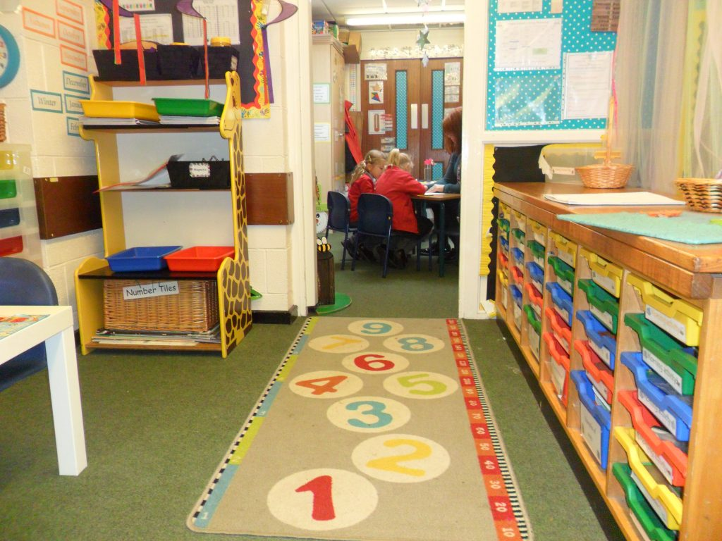Small Group Support in Year 1 and 2