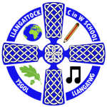 Image result for llanggattock school logo