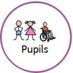 Pupils symbol
