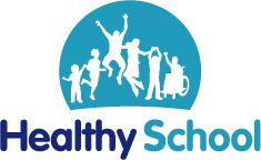 Healthy-School-Logo - for letterheads and for schools who have achieved full status