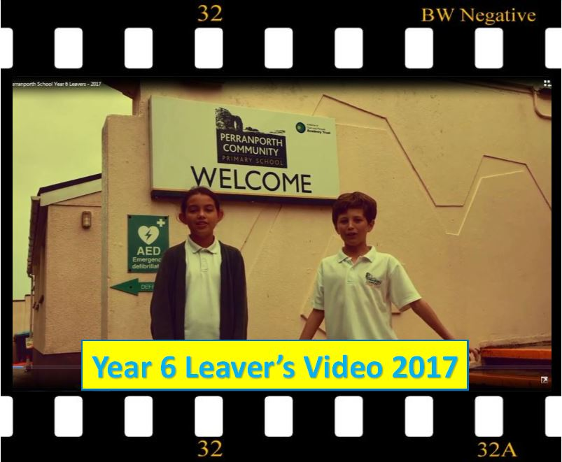 Year 6 Leaver's Video 2017