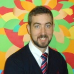 Alistair Johnson Safeguarding Lead