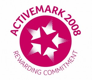 Activemark Badge
