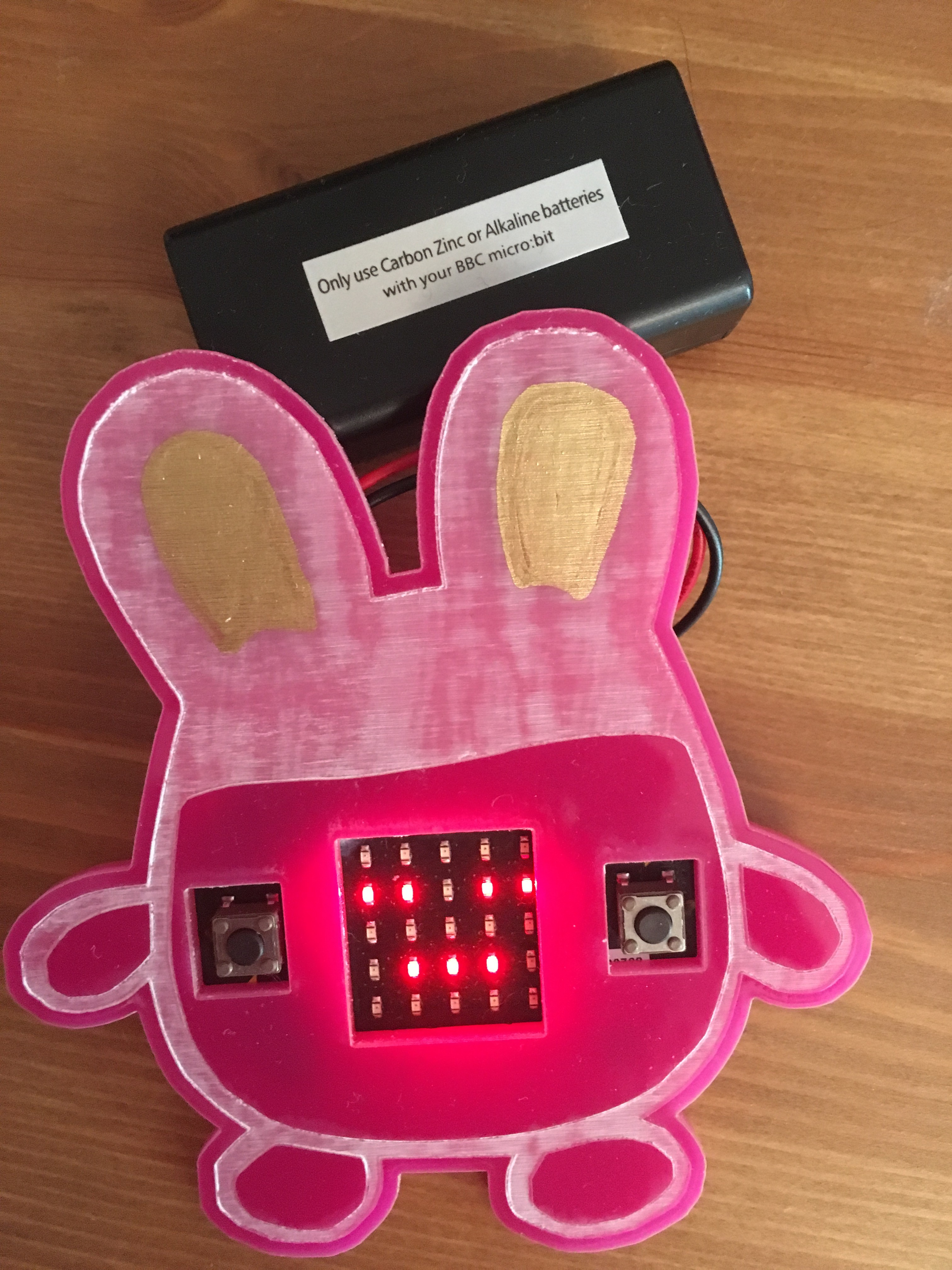 My MicroBit Monster Responds Similarly To A Virtual Pet That You Can Feed And Send Sleep With The Block Editor Coding Scripts
