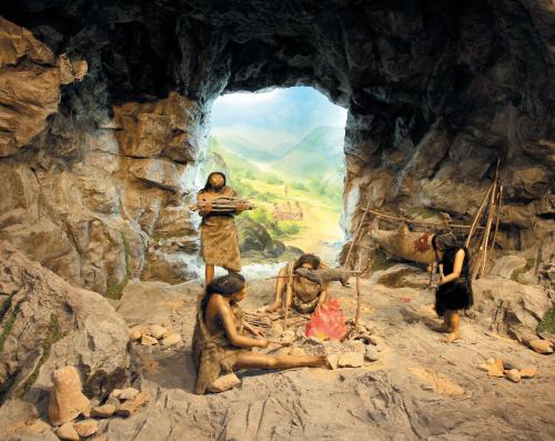 paleolithic age food