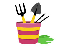 gardening tools clipart – Gilfach Fargoed Primary School