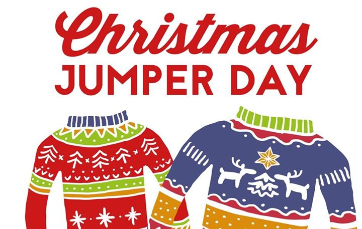 Christmas Jumper Day 2019.Christmas Jumper Day Cymer Afan Comprehensive