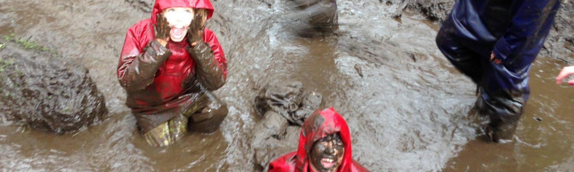 Jack and Tal mud