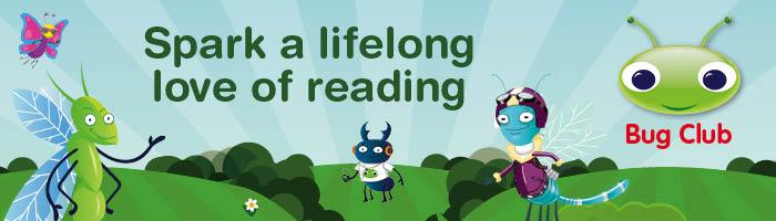 "Bug Club"" Reading Scheme / Darllen – Blaenbaglan Primary School"