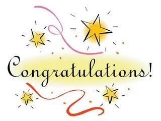 Congratulations-clipart
